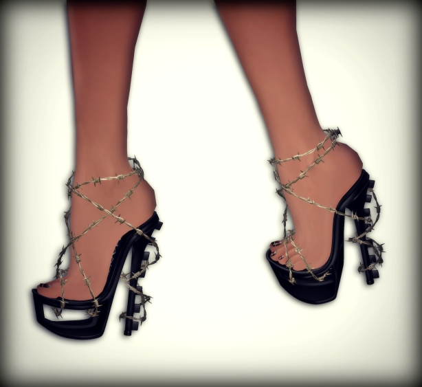 Diamante Twisted HeelsFINAL