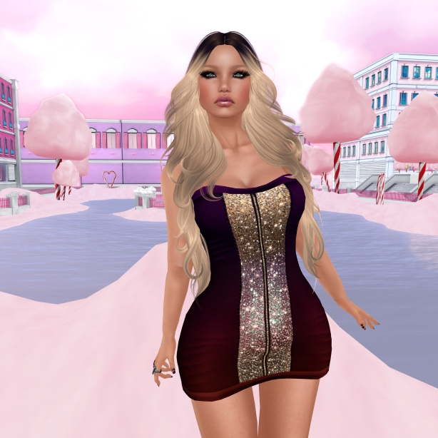 """Pose: """"Sugar 07"""" By EverGlow @ The Candy Fair"""