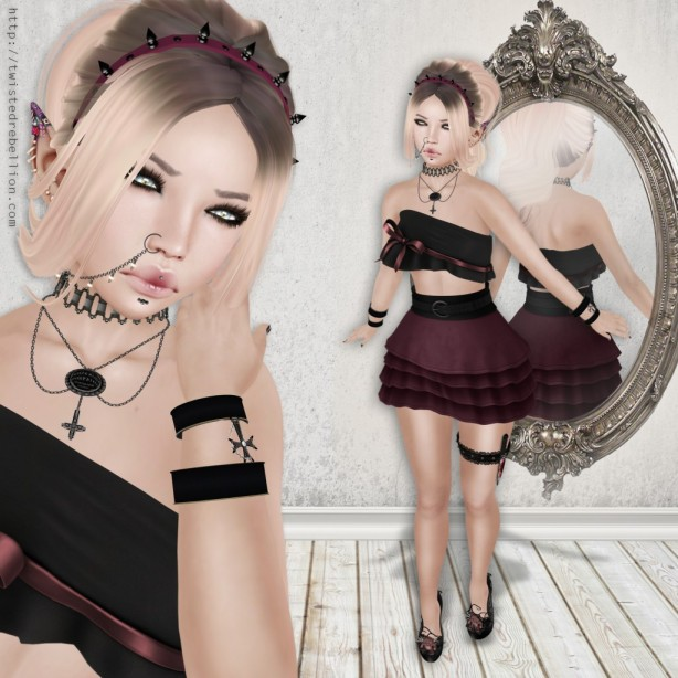 "Poses: ""Orana 2"" (left) and ""Zana 5"" (right) By Verocity"