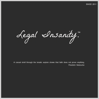 Legal Insanity - logo (square)